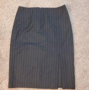Banana republic cashmere blend skirt